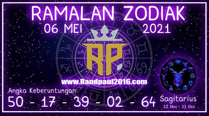 Ramalan Zodiak Sagitarius Hari ini 06 Mei 2021 Selasa – Randpaul2016