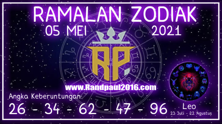 ramalan zodiak leo 05 mei 2021