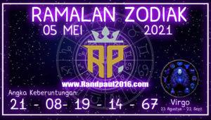 ramalan zodiak virgo 05 mei 2021