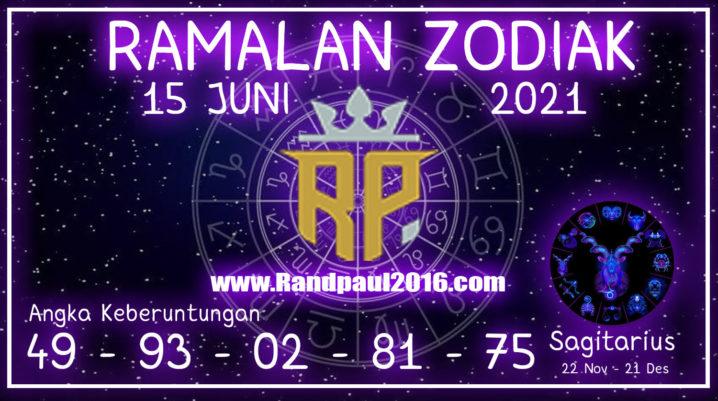 Ramalan Zodiak Sagitarius Hari ini 15 Juni 2021 Selasa – Randpaul2021